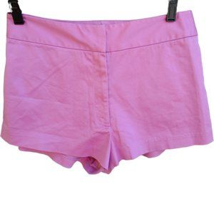 The Limited| Shorts Pink Dressy Solid Cotton